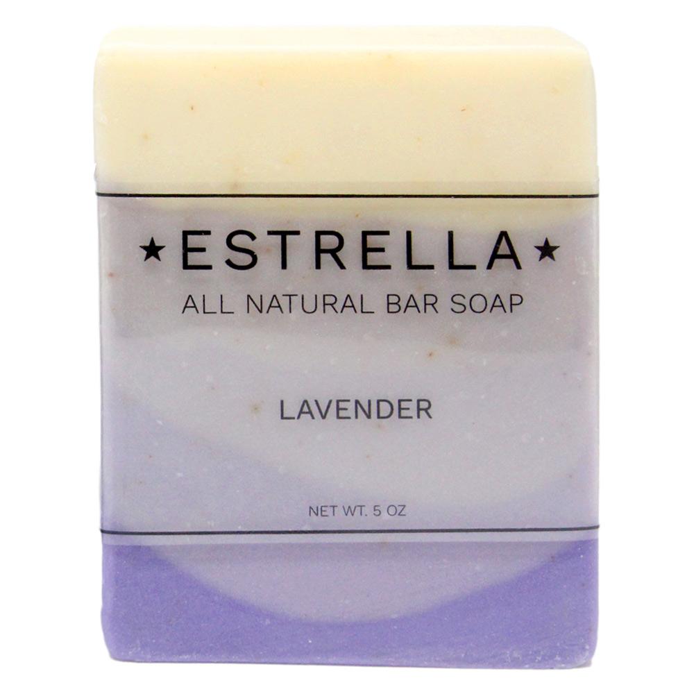 Lavender-Label