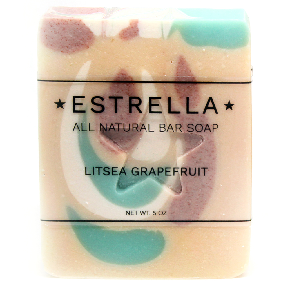 Litsea-Grapefruit-Label